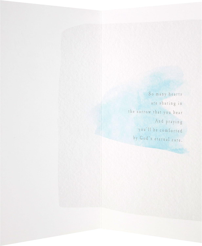 Hallmark 25489068 MediumPrayer Sympathy Card