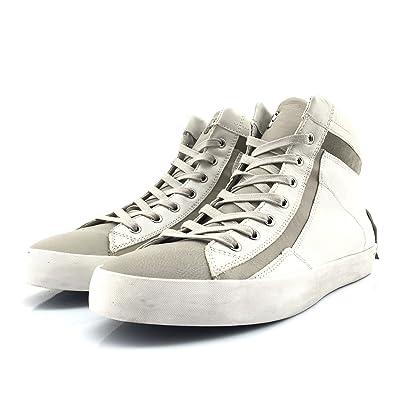 Herren Sneaker *, Weiß - Weiß - Größe: 44 EU Crime London
