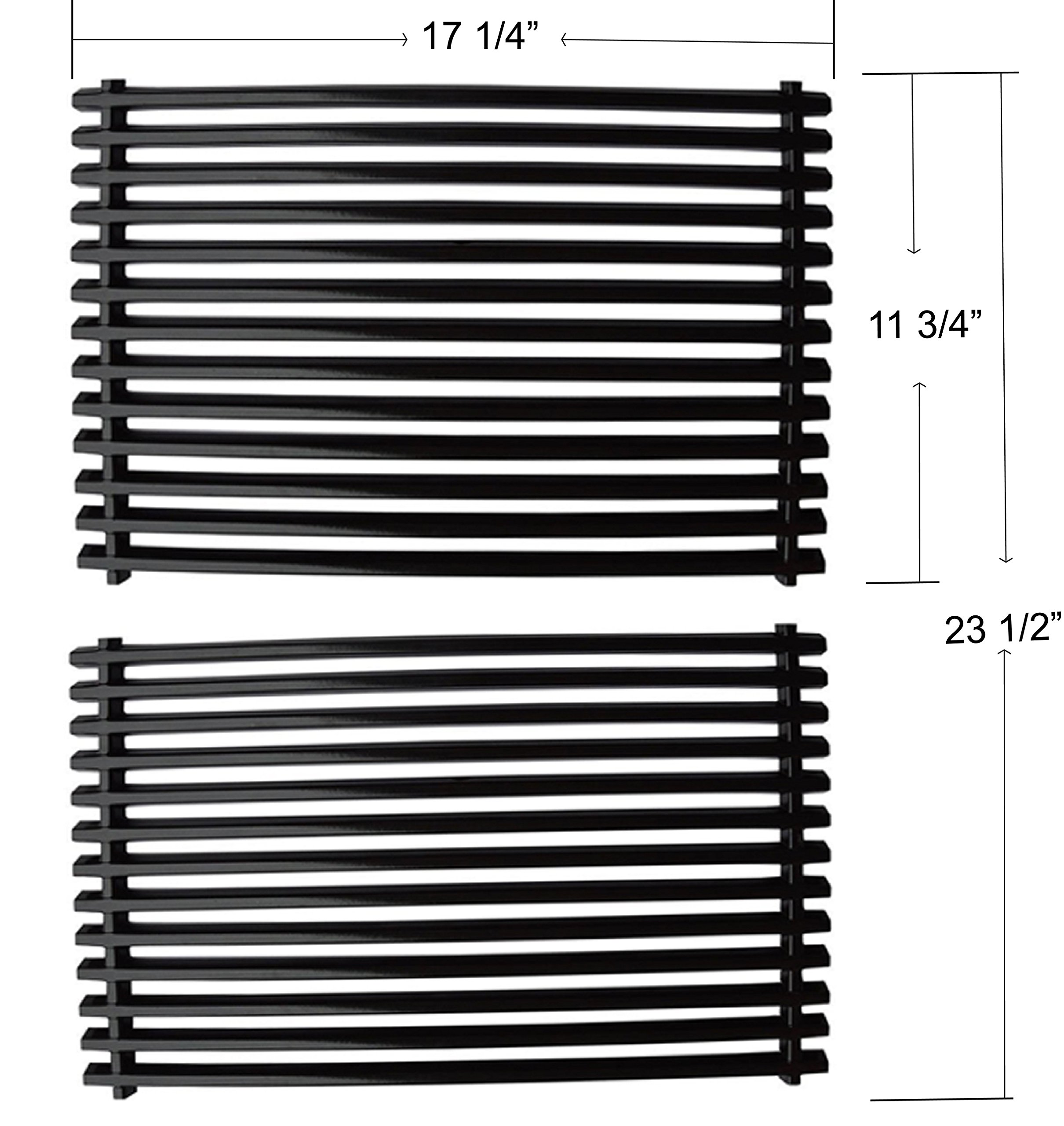 Replacement bbq stainless cooking grill grates for weber for Weber grill alternative