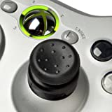 KontrolFreek Ultra for Playstation 3 (PS3) and Xbox 360 Controller | Performance Thumbsticks | 2 High-Rise Concave | Black