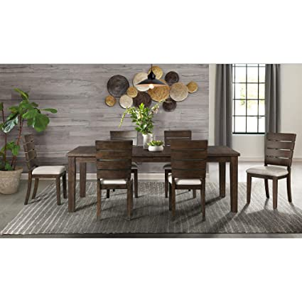 Amazon Com Picket House Furnishings Murphy 7 Piece Extendable