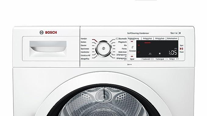 Bosch wtwh7540 waschtrockner a 176 kwh jahr 148 upm