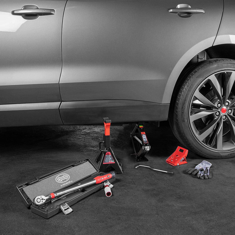 HEYNER Ultralift M Pro Cric de Levage Premium 1,5 t