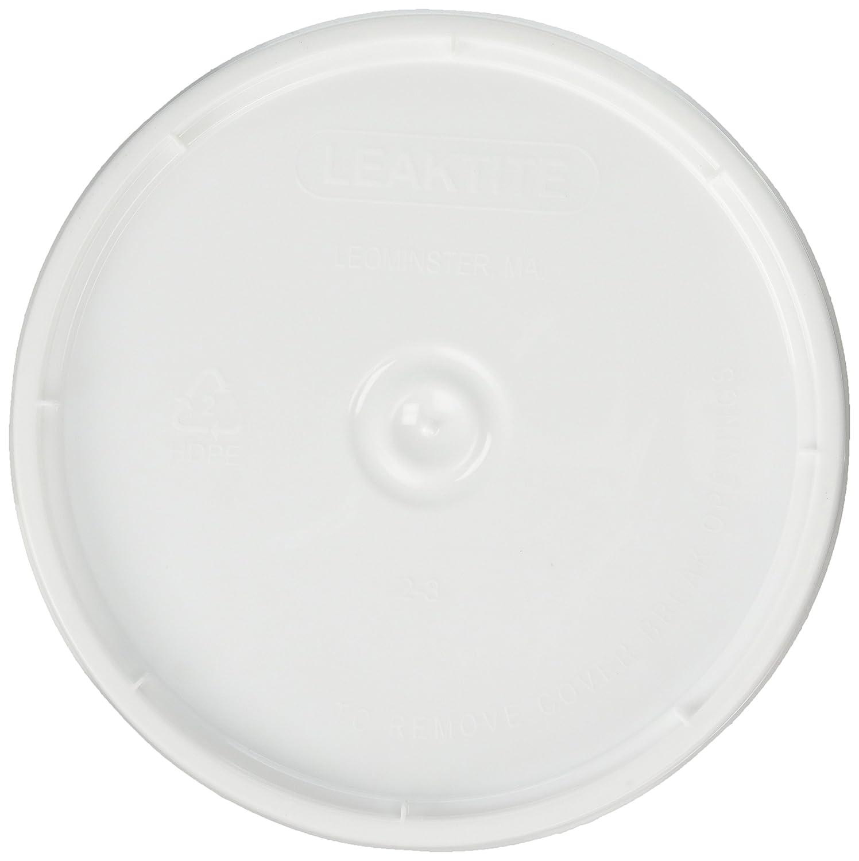 Leaktite 32027 2GLD 2 gallon Plastic Pail Lid Lancaster Distribution