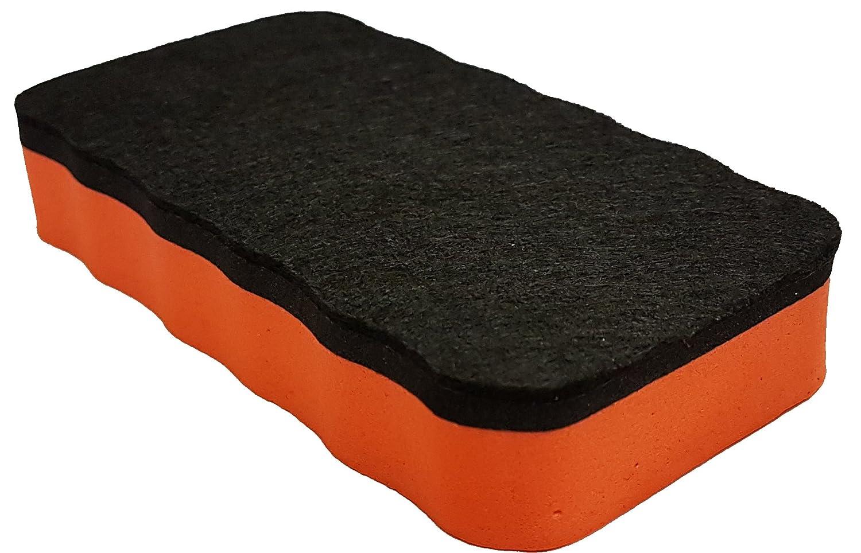 Lavagna magnetica white board l/öscher Rot, 1 pezzo