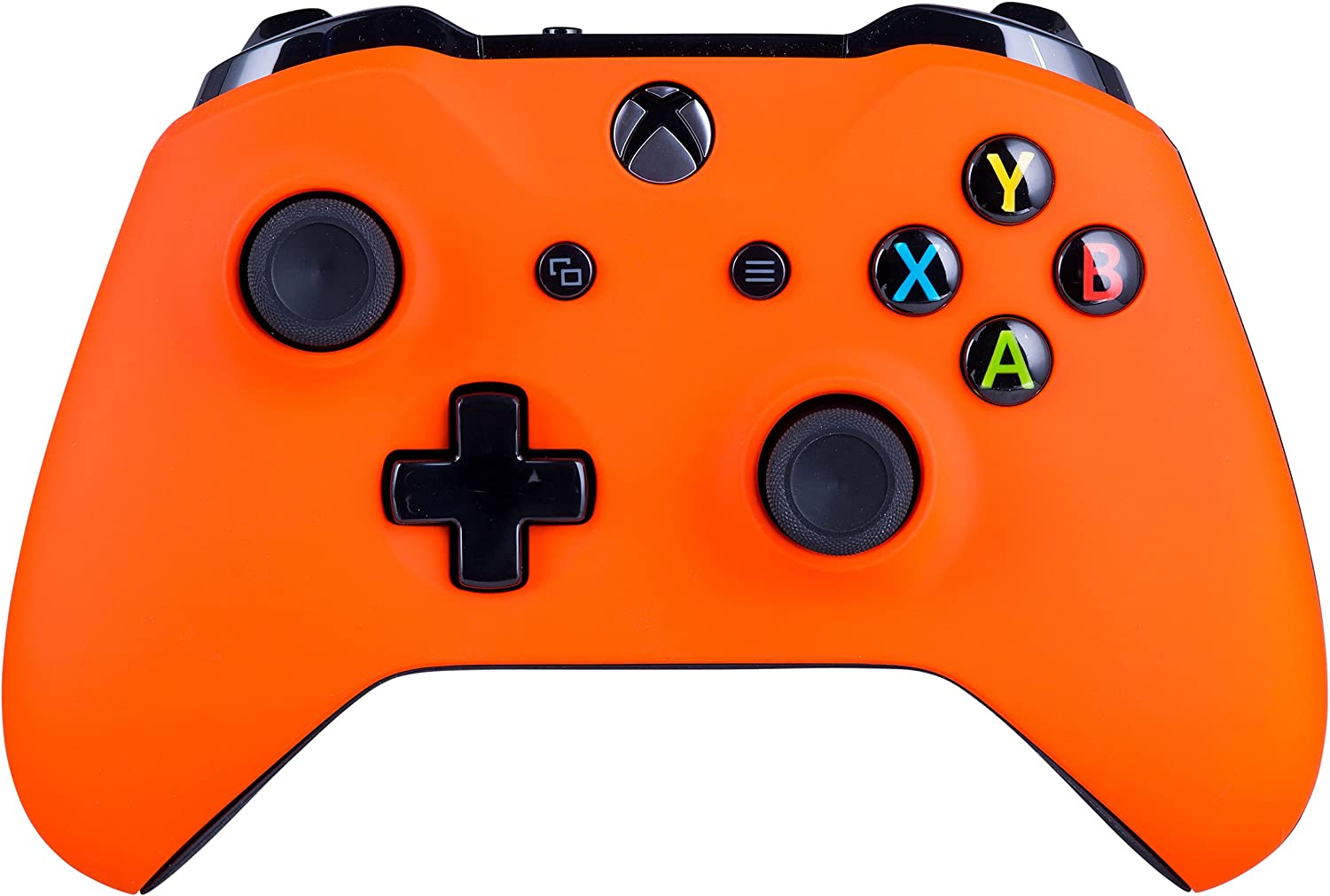 Control inalámbrico de Xbox One , Soft Touch Orange X1