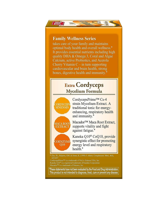 Amazon.com: CATALO Extra Cordyceps Mycelium Formula - Promote Immunity, Support respiratory health, Enhance energy, Improve sleeping quality, ...