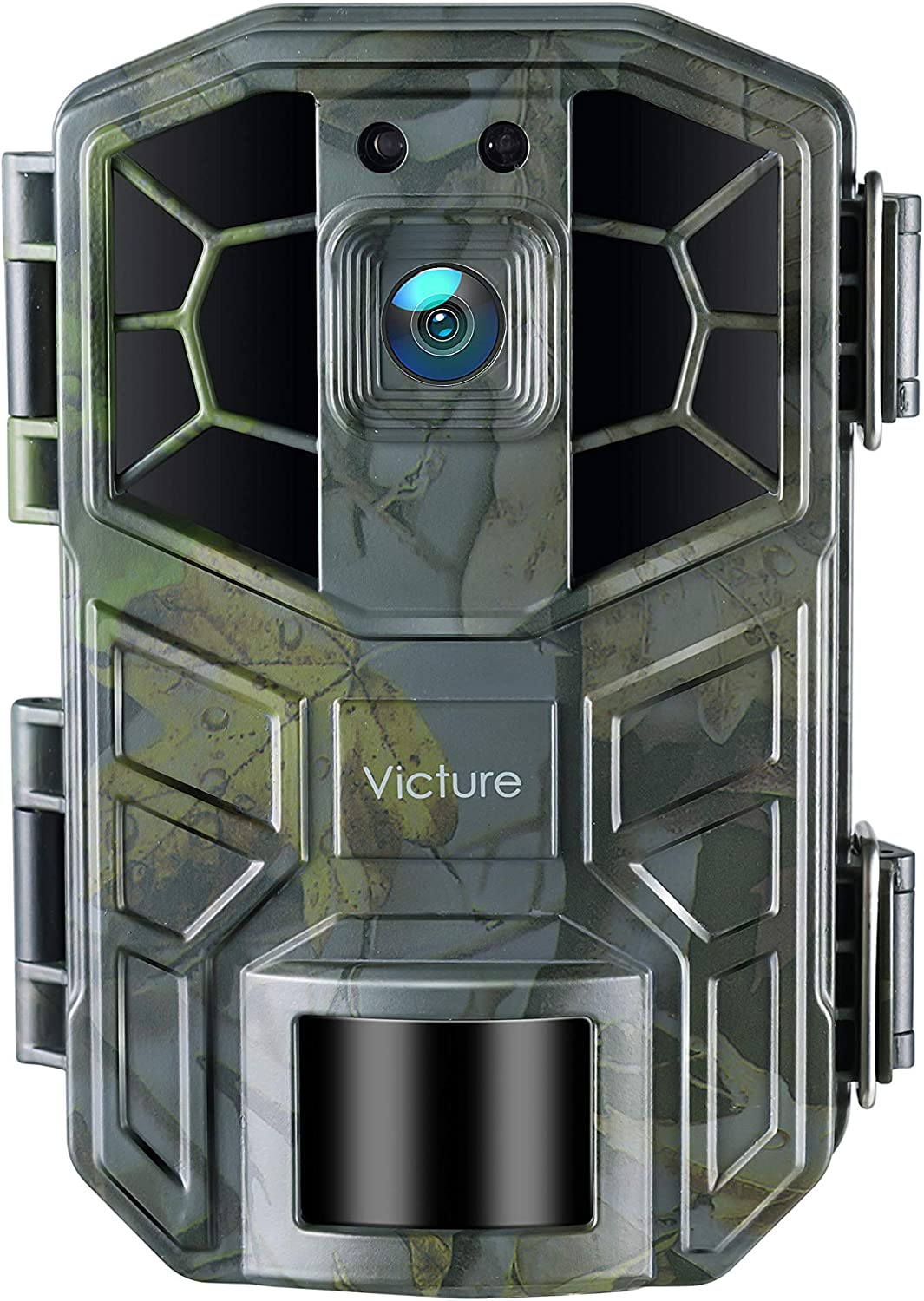 Victure Trail Camera WiFi 4K 30MP with Night Vision Motion Activated Waterproof IP66 Game Camera with 0.3sTriggerTime and 40pcs No Glow LEDs for Wildlife Watching and Home Surveillance