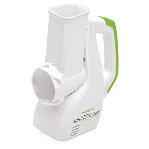 Presto 02910 Salad Shooter Electric Slicer/Shredder