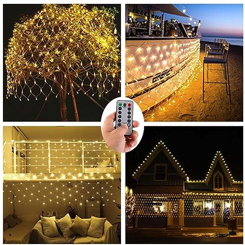 LED Christmas Net Lights: Amazon.co.uk