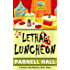 Lethal Luncheon (Puzzle Lady Mysteries)