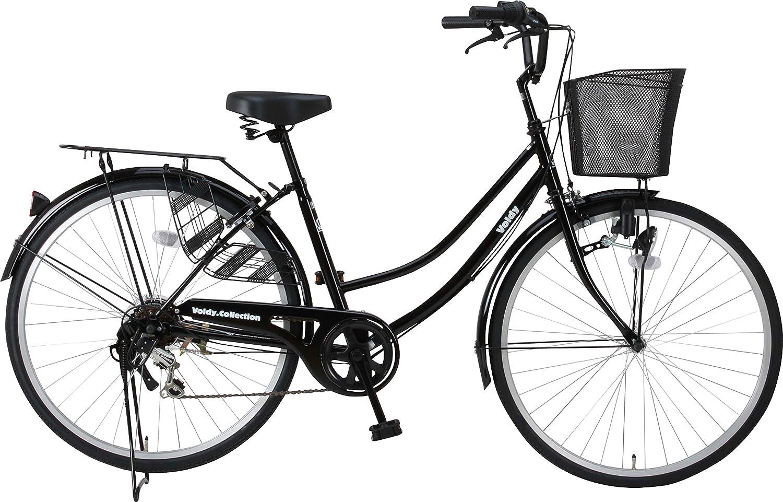完全組立 VOLDY(ボルディ) 26インチ自転車ママチャリ VO-VM-266 シマノ製6段ギア付き B01MG6B46Z