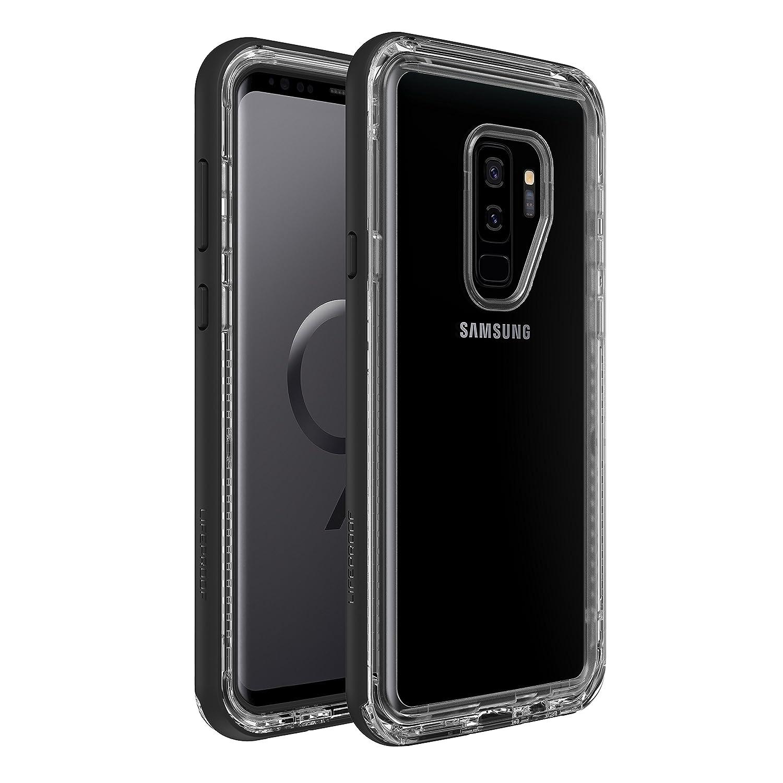 online store 8130a 83847 Lifeproof NEXT SERIES DROP-DIRT-SNOWPROOF (NOT Waterproof) Case for Samsung  Galaxy S9 Plus - Retail Packaging - BLACK CRYSTAL (BLACK/CLEAR)