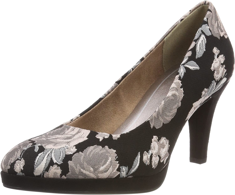 TALLA 38 EU. MARCO TOZZI 22453, Zapatos de Tacón para Mujer