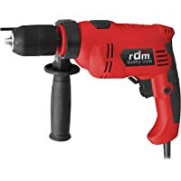 Taladro percutor profesional RDM Quality Tools PRO 70051, 710W, giro reversible, velocidad…