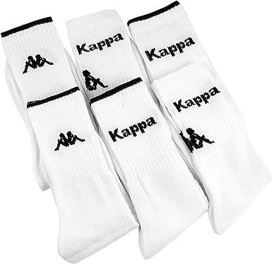 chaussettes de sport en /éponge Kappa chaussettes randonn/ée pour homme et femme divers assortiments 6//12 paires chaussettes chaussettes chaussettes tennis hauteur mi-mollet