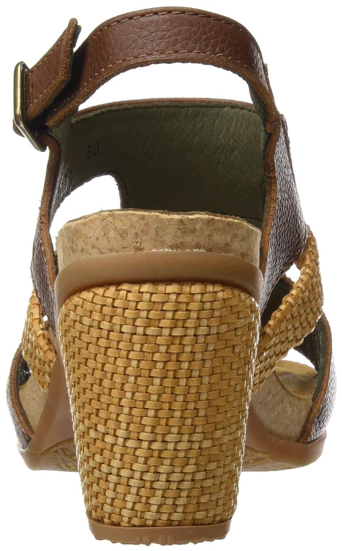 El Naturalista Naturalista Naturalista Damen N5031 Soft Grain Mola Hohe Absätze mit offenen Zehen 326df5