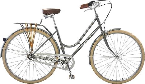 Viva Dolce City Cruiser - Bicicleta para Mujer (Ruedas 700c, Marco ...