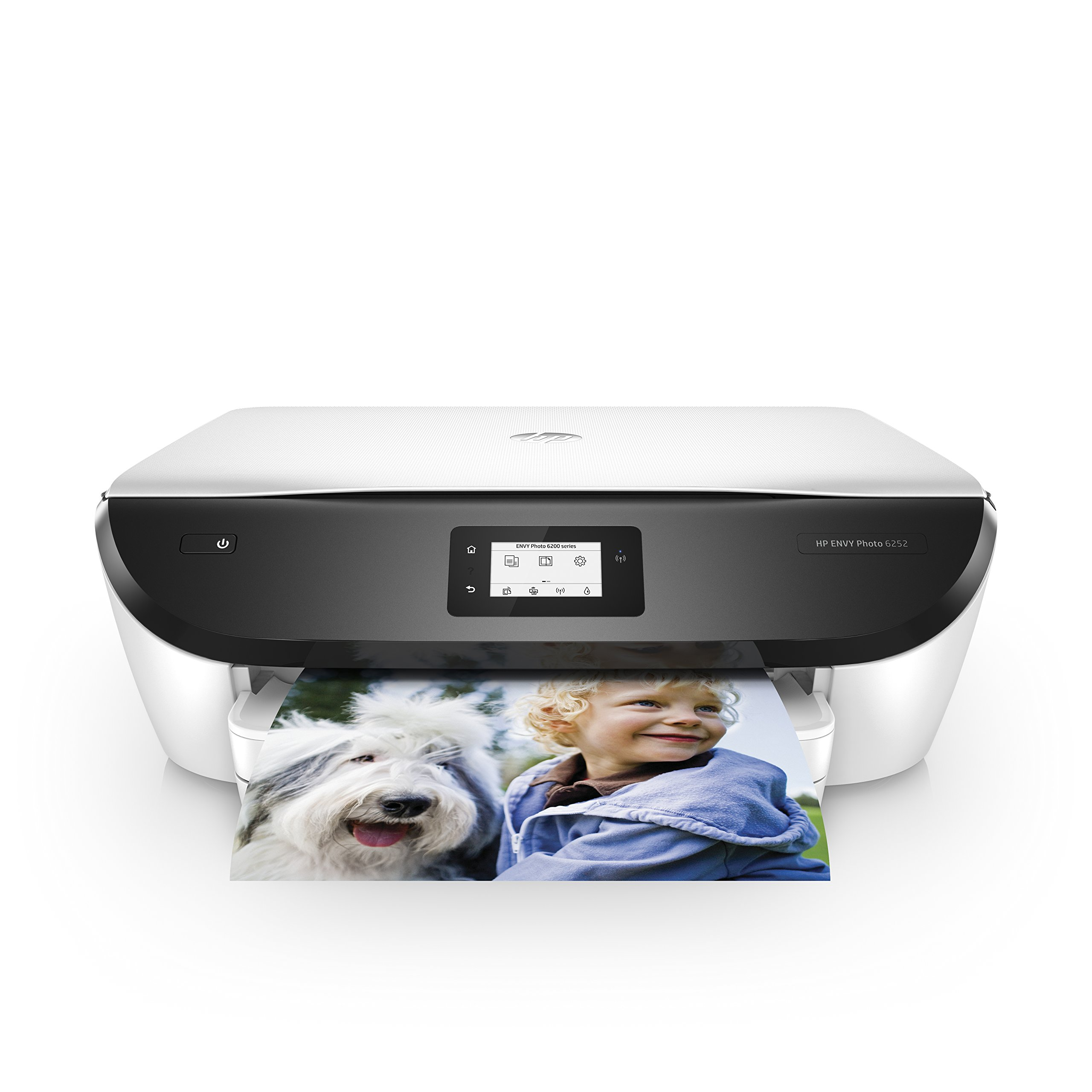 HP Envy Photo 6252 All in One Photo Printer Wireless Printing, Instant Ink Ready (K7G22A) by HP