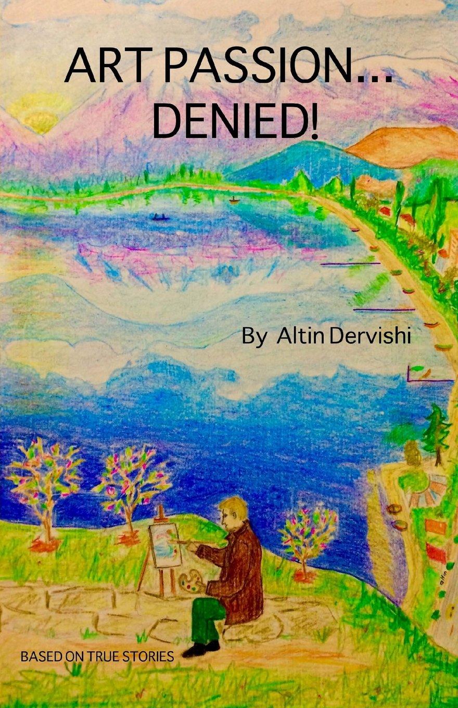 Read Online Art Pasion...Denied! pdf