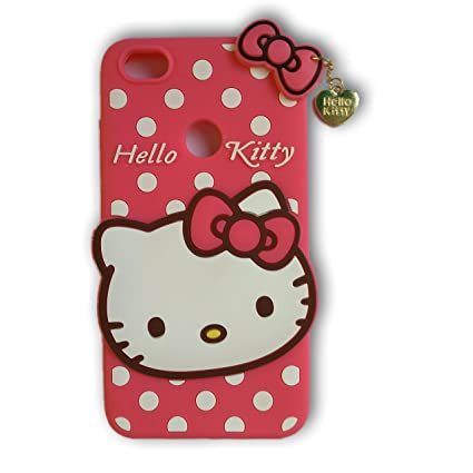 pretty nice 48c43 0b304 Hyatt CUTE HELLO KITTY Phone Back Case Cover Mi Y1: Amazon.in ...