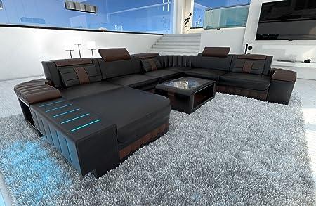 Sofa Dreams Design Wohnlandschaft Bellagio Als Xxl Version Mit