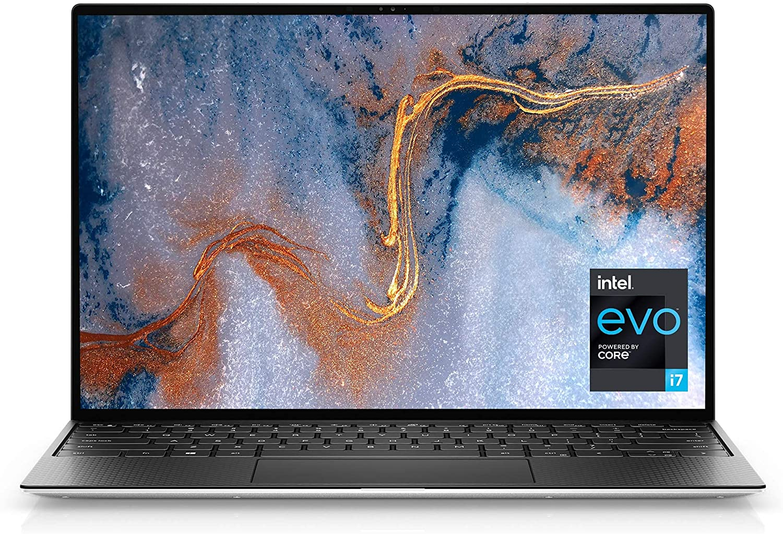 Dell XPS 13 9310 Touchscreen 13.4 inch FHD Thin and Light Laptop - Intel Core i7-1185G7, 16GB LPDDR4x RAM, 512GB SSD, Intel Iris Xe Graphics, Windows 10 Pro - Silver (Renewed)