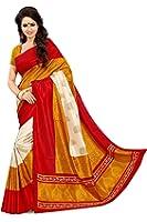 Samskruti Sarees Raw Silk Saree (Spas-1924_Red)