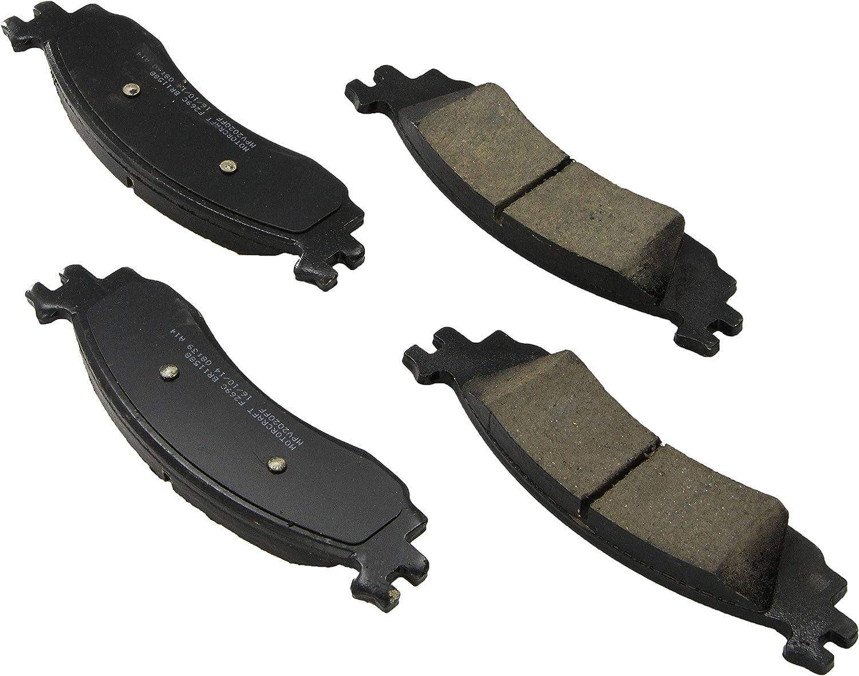 Motorcraft 2-Wheel Set Brake Pad Sets Front Driver /& Passenger Side New BR-1083