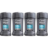 4-Pack Dove Men+Care Antiperspirant 2.7 Ounce Deodorant Stick