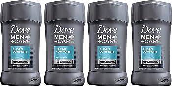 4-Pack Dove Men+Care Antiperspirant 2.7 Ounce Deodorant Stick
