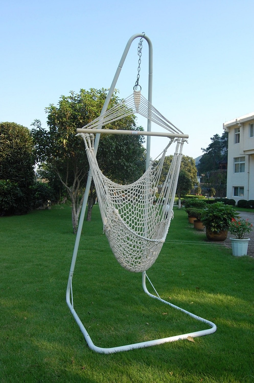 of swing your hammock how hotel make splendid beautiful lush for chair chairs to