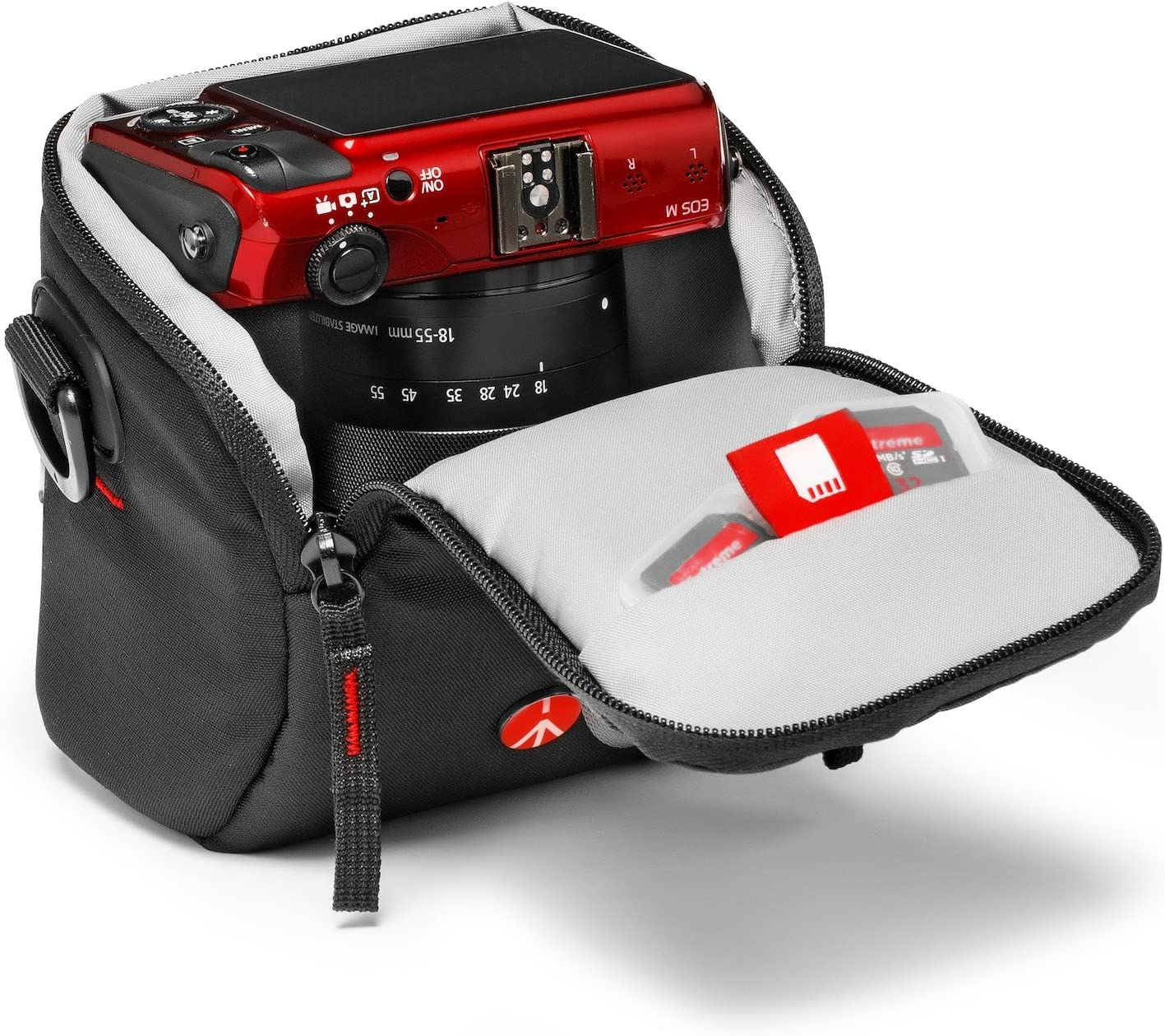 Manfrotto Holster Bag for Camera/ /Black