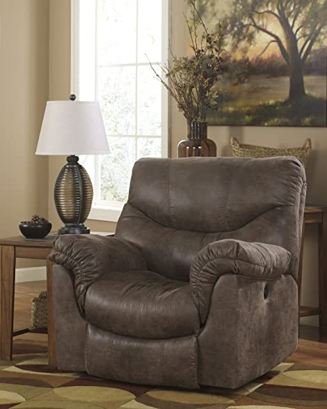 Exceptionnel Ashley Furniture Signature Design   Alzena Recliner   Rocker   Pull Tab  Manual Reclining Sofa