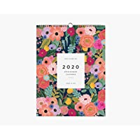 Rile Paper Company Garden Blooms 2020 Appointment Wall Calendar