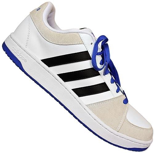 Adidas VlNeo Cerchi Lo II Scarpe da ginnastica scarpe da ginnastica wei? Uomo - bianco, Uomo, 46 2/3 EU: Amazon.it: Scarpe e borse