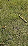 Large Solid Copper Alloy Dowsing Rods Divining Rods with Handles - Ghost Hunting, Divining Water, Buried Items - Professinal Paranormal Investigation Tools