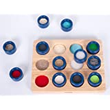 TickiT 72101 Touch and Match Board - Sensory Touch & Feel