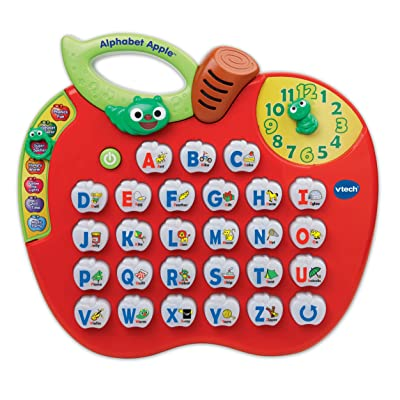 VTech Alphabet Apple: Toys & Games