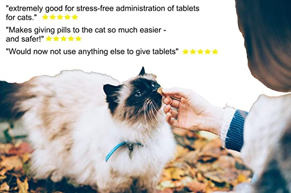 Easypill Chat - 4 sachets de 10 grammes: Amazon.es: Productos para mascotas