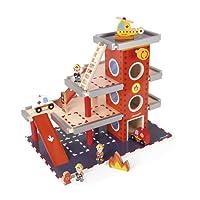 Janod - J05717 - Caserne De Pompiers Bois