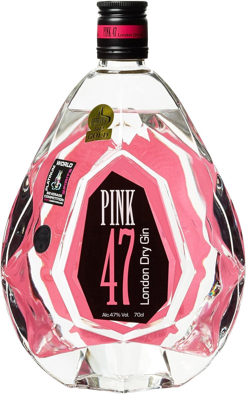 Ginebra Pink 47 - 700 ml