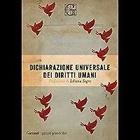 Dichiarazione universale dei diritti umani (Italian Edition) book cover