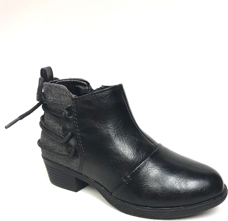 NEW Magellan Infant Pink Camo Booties Girls Soft Slipper Non Slip Boots Size 1