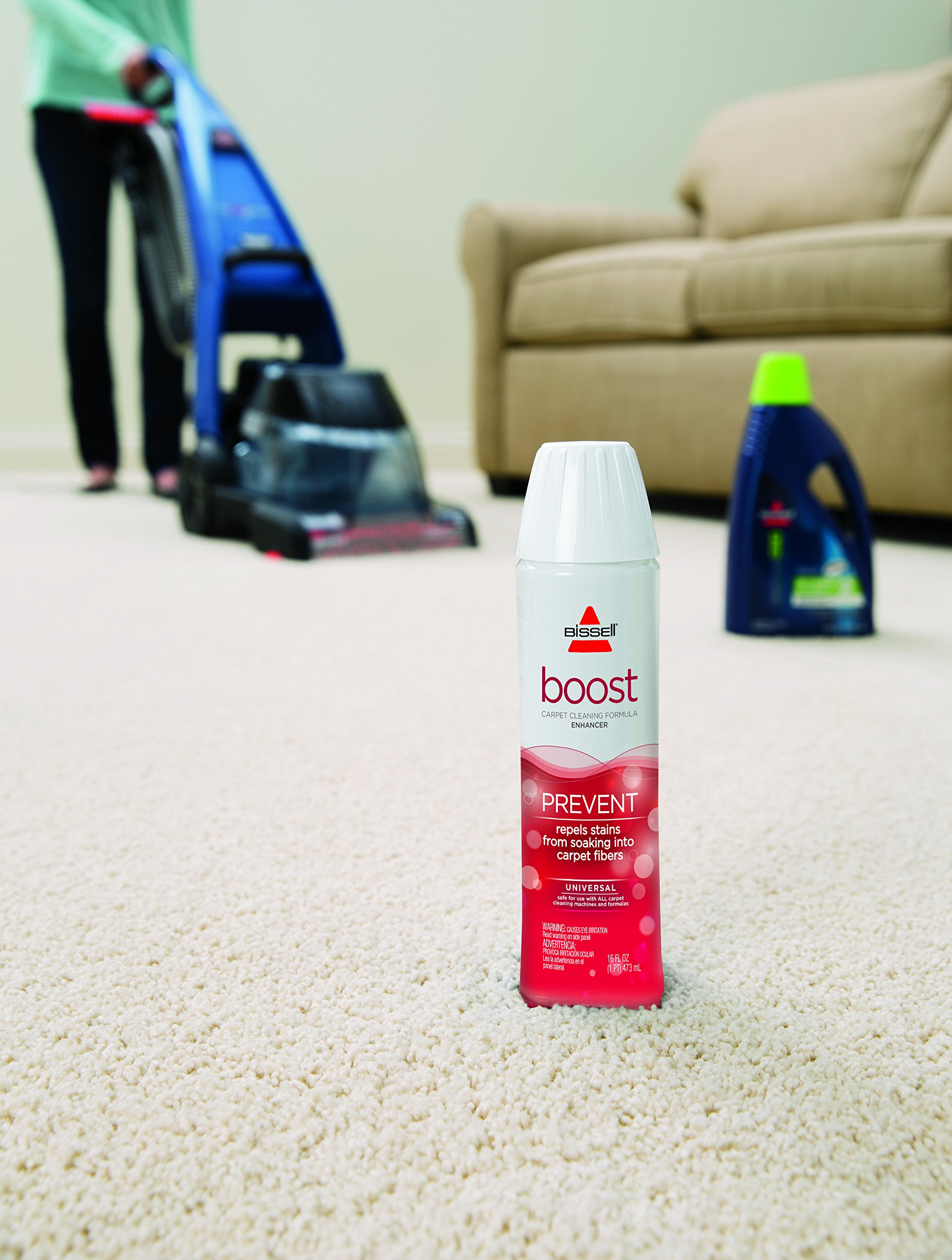 BISSELL Prevent Boost Carpet Cleaning Formula Enhancer by Bissell (Image #4)