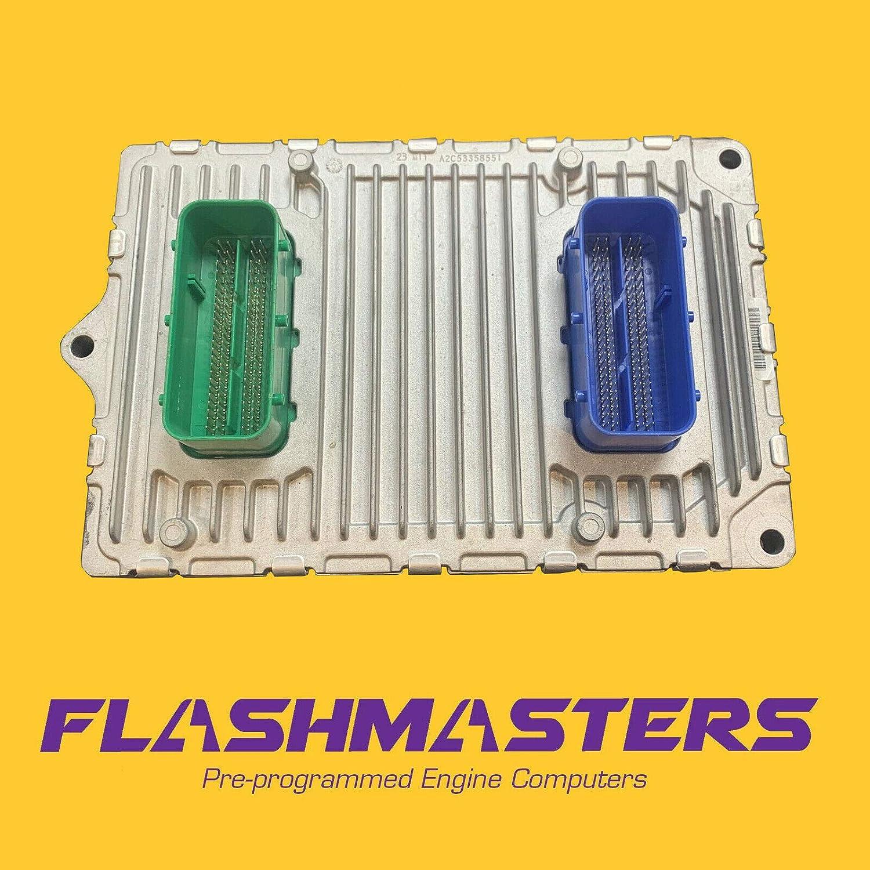 Flashmasters 2015 200 2.4L Engine Computer 68102903 ECU ECM PCM Programmed to Your VIN