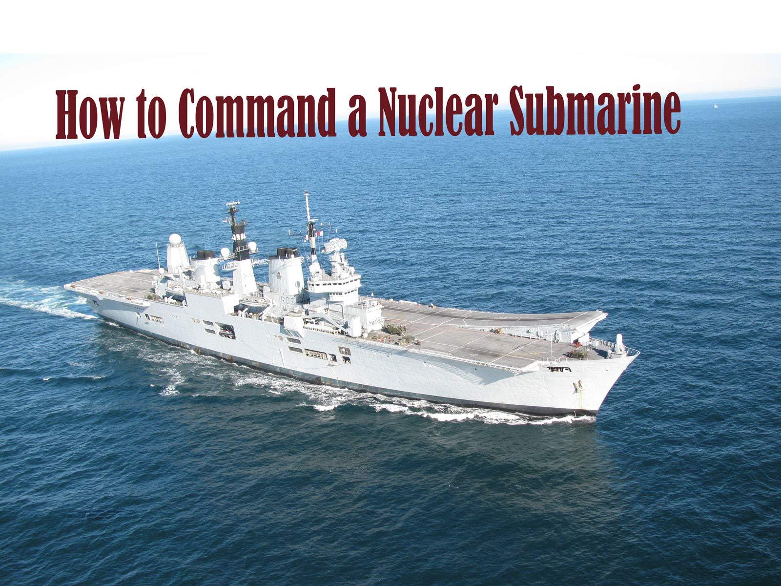 nutriton on submarines