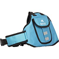 Move On baby Boy's and Baby Girl's Safety Belt for Bike (Blue)