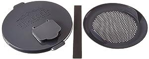 Traeger Pellet Grills BAC370 Bucket Lid Filter Kit, Gray