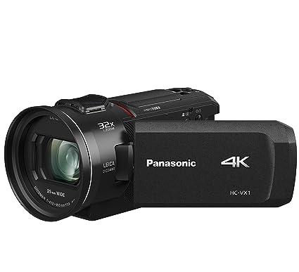 amazon com panasonic panasonic hc vx1 4k camcorder 24x leica rh amazon com panasonic hd camcorder manual panasonic hd camcorder manual